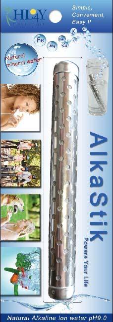AlkaStik - alkaline water