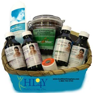 Giveaway- April 2012 - Mud Baths, Physio Ativ Balm, Natural Face mask, Body Scrub and Polish