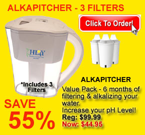 AlkaPitcher-3-Filters Boxing Week Special