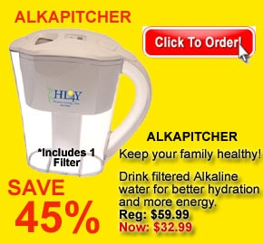 AlkaPitcher Boxing Week Special