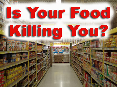 Is Your Food Killiing You
