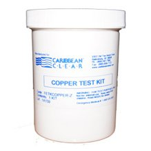Caribbean Clear Copper Test Kit