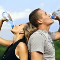 Summer Water Hydration with Alkaline Water