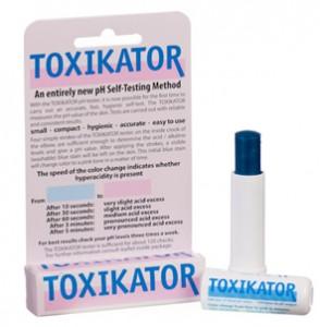 Toxikator—Self-Testing-pH